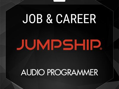 Audio Programmer (Jumpship)