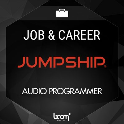 Jobs & Career Jumpship Audio Programmer