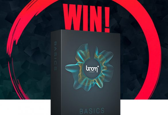 Limited Raffle: Win The Complete BOOM Basics