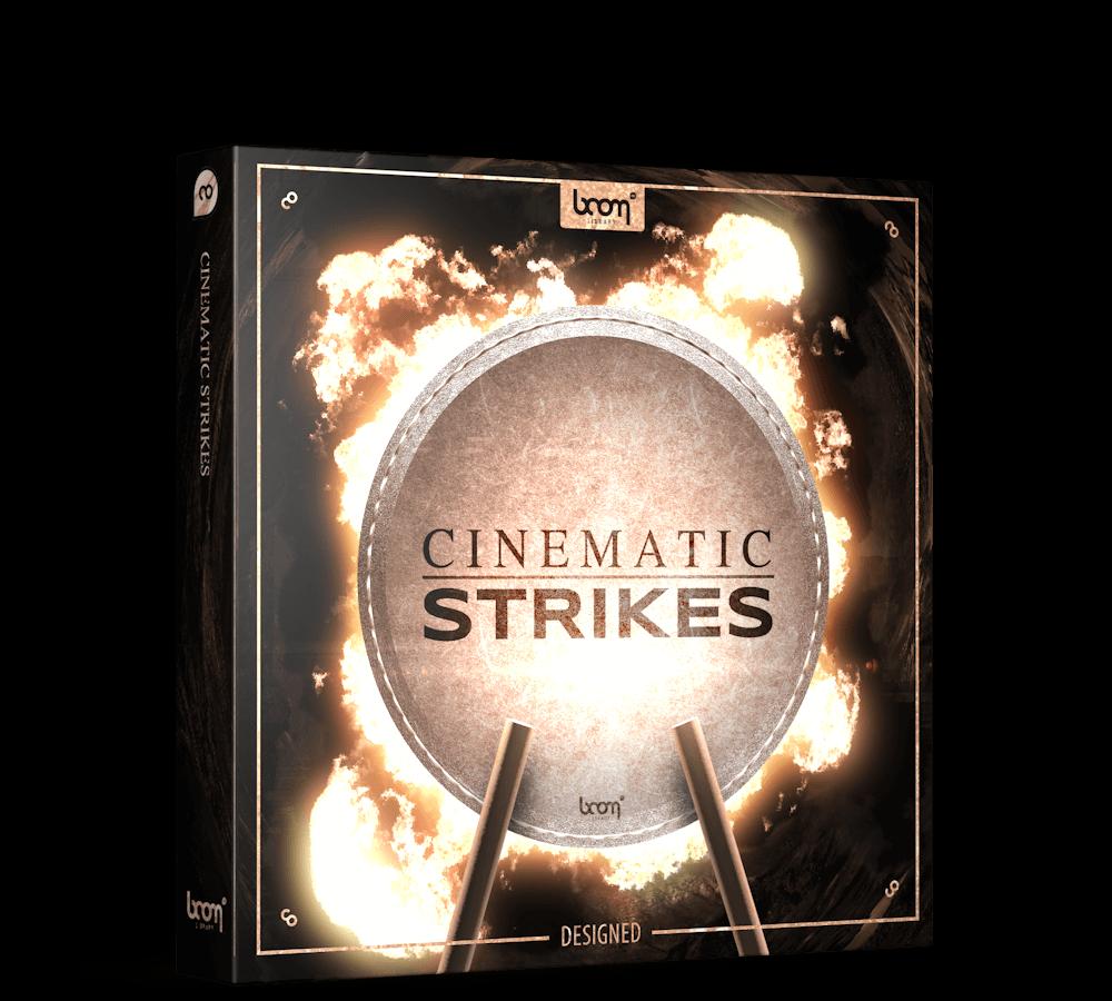 Cinematic Strikes Designed