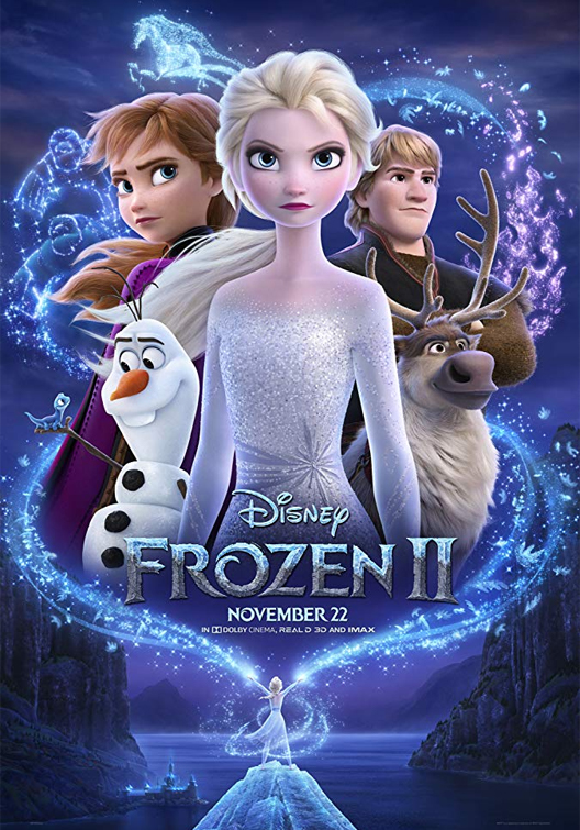 Frozen II Trailer with Sounds from BOOM Library
