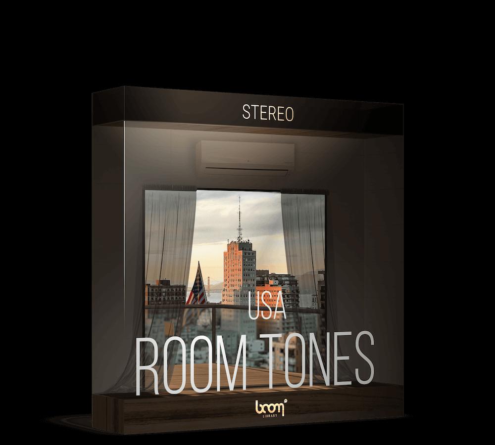 Room Tones USA Packshot Stereo