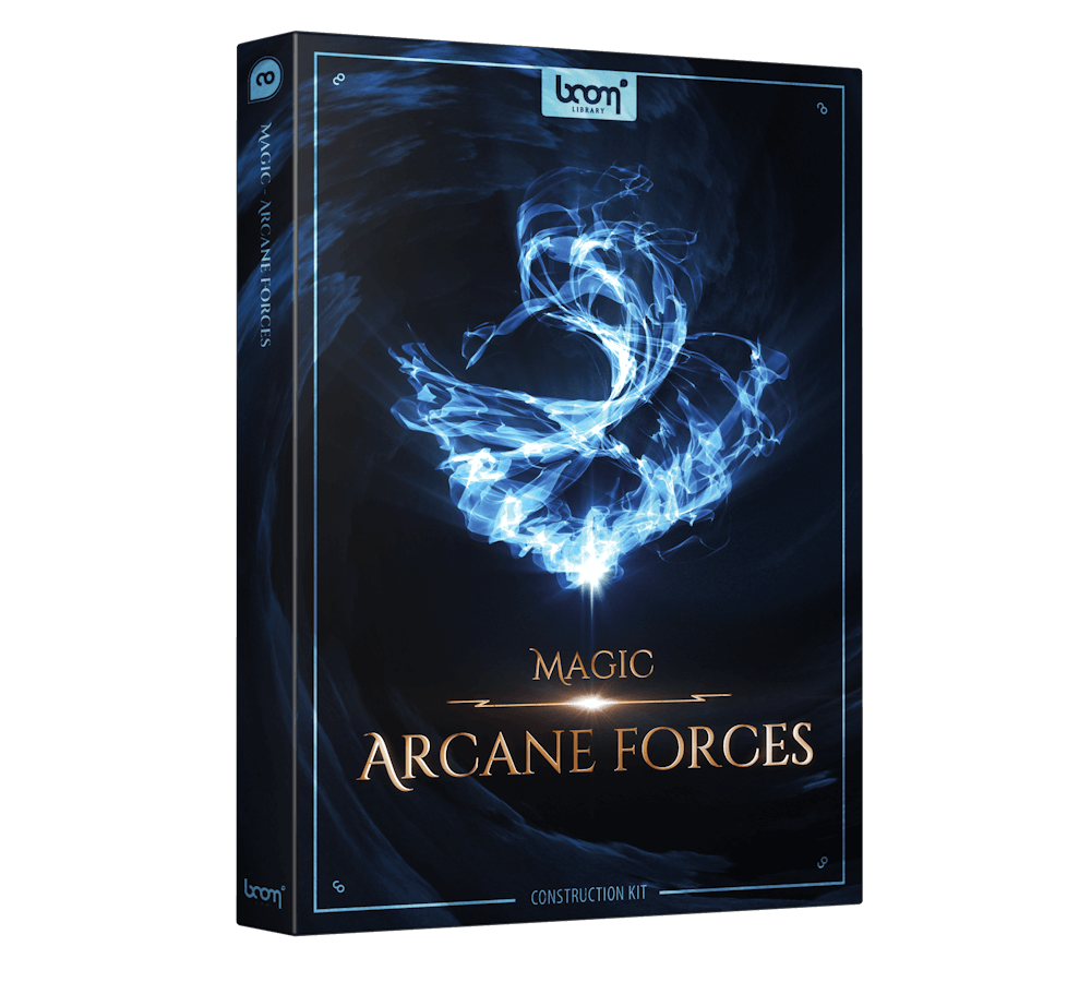 Magic Arcane Forces Construction Kit Packshot Boom Library