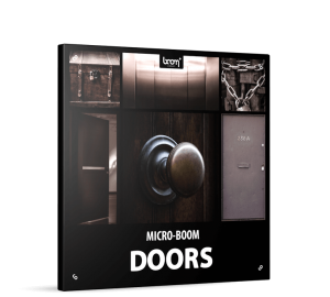 doors, boom library, sounds, effects, sfx