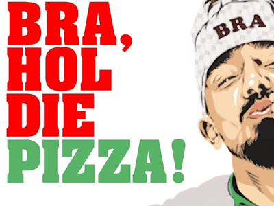 CAPITAL BRA – PIZZA GANGSTARELLA