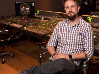 Jonathan Greasley / Re-Recording Mixer • Sound Designer