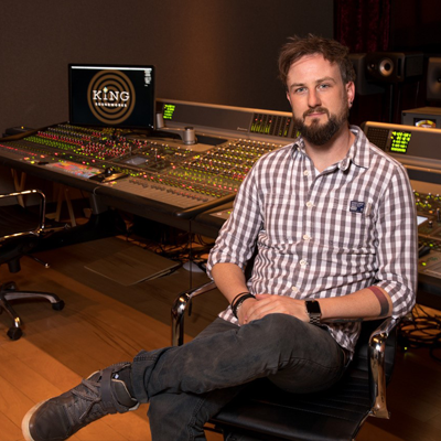 Jonathan Greasley / Re-Recording Mixer • Sound Designer