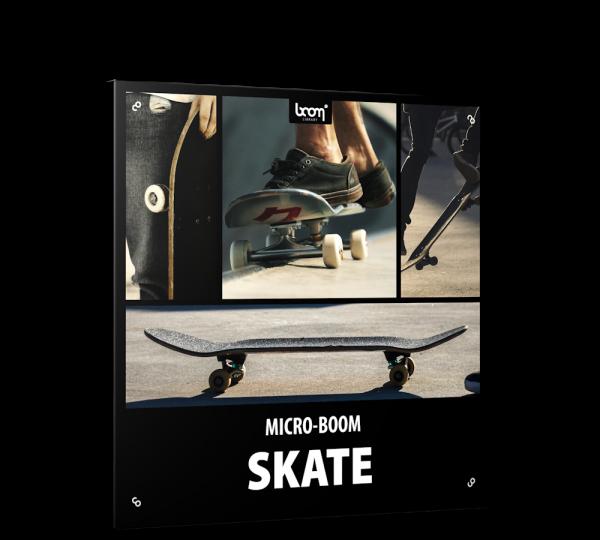 Micro Boom Library Skate Packshot
