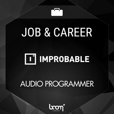 Audio Programmer (Improbable)