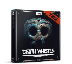 BOOM Library Free Sounds Death Whistle Packshot