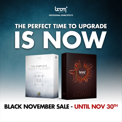 THE PERFECT TIME TO UPGRADE IS NOW!