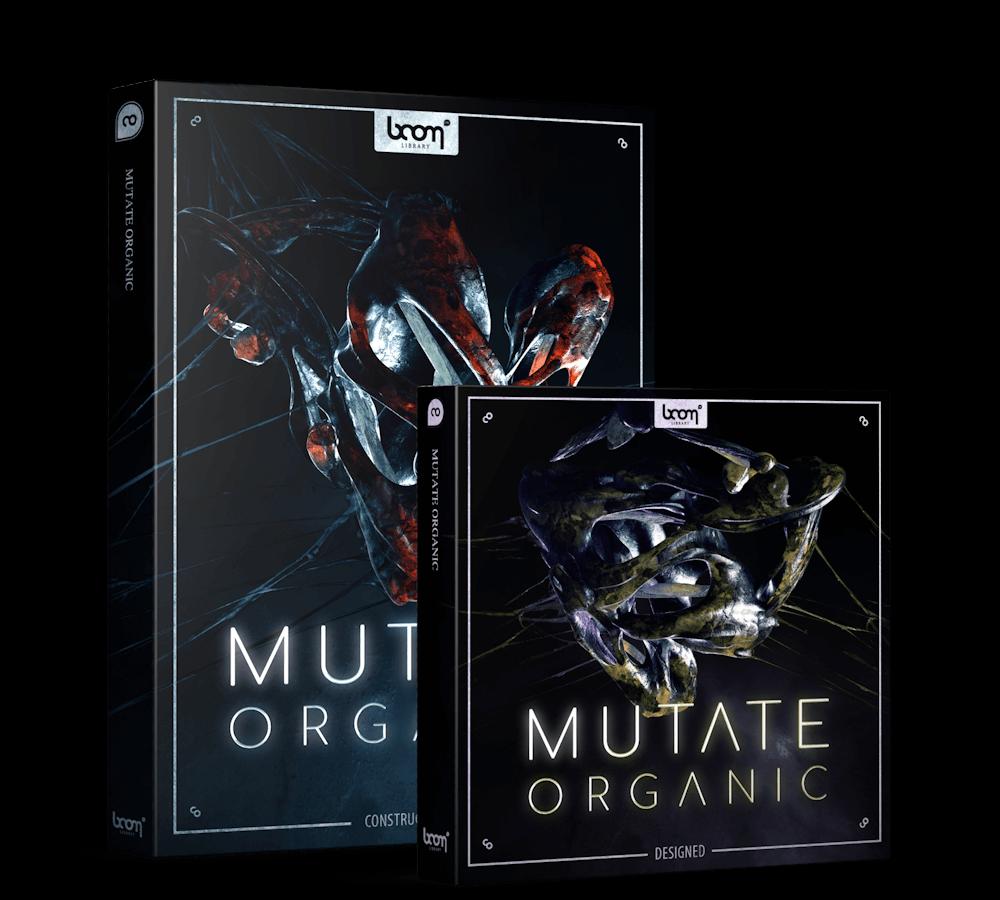 BOOM Library Mutate Organic Sound Effects Bundle