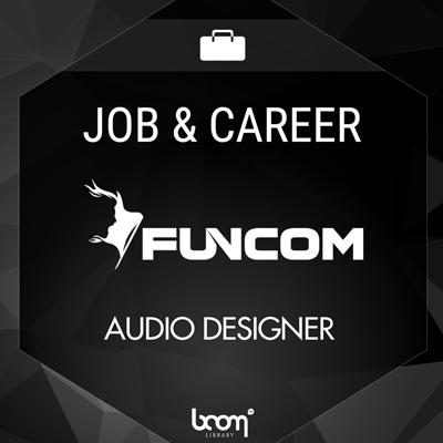 Audio Designer (Funcom)
