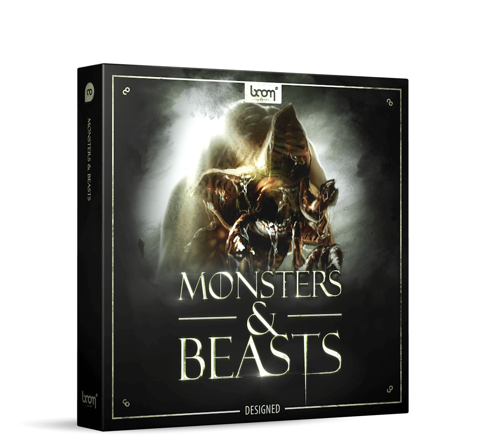 Monsters & Beasts | BOOM Library