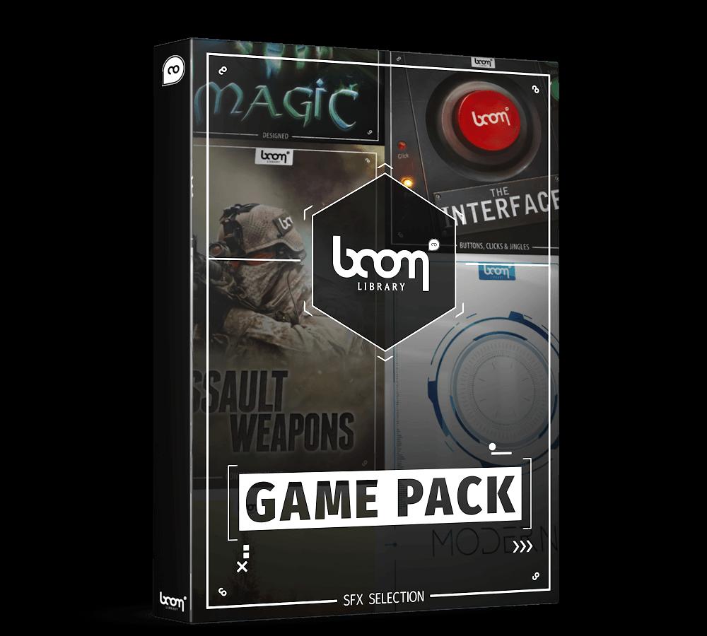 Epic Jam Game Pack - Packshot