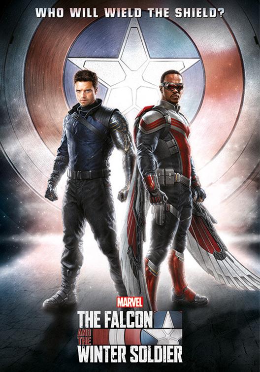 The Falcon & Winter Soldier (Disney) - TV Series