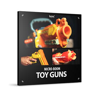 New: TOY GUNS